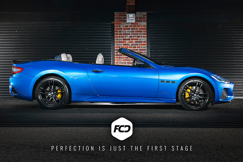 Maserati GT Cabriolet XPEL