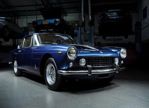 Marketing - Ferrari 250 GTE - Emblem Sports Cars