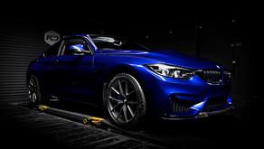 BMW M4 CS - XPEL Paint Protection Film