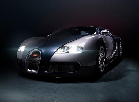 What Yah Snappin'? - Bugatti Veyron 16.4