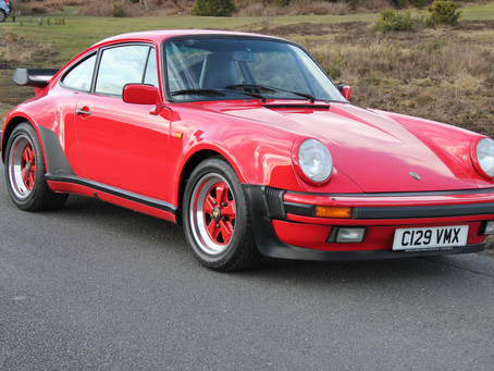 Previously Sold Classic 911's at The Classic Connection
