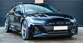 Audi RS6 2020 - PPF and New car detail