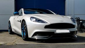 Aston Martin Vanquish - Dancing Brave Edition - Enhancement Detail