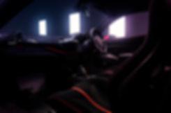Ferrari 488 Pista Interior