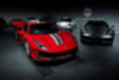 Ferrari 488 Pista and others