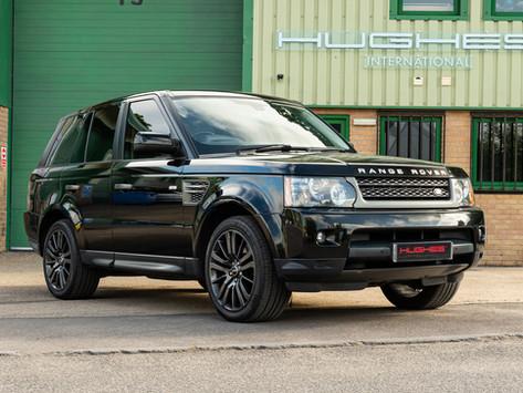 Land Rover Range Rover Sport 2010 (60 reg)