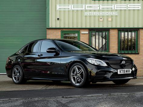 Mercedes-Benz C Class2019 (19 reg)
