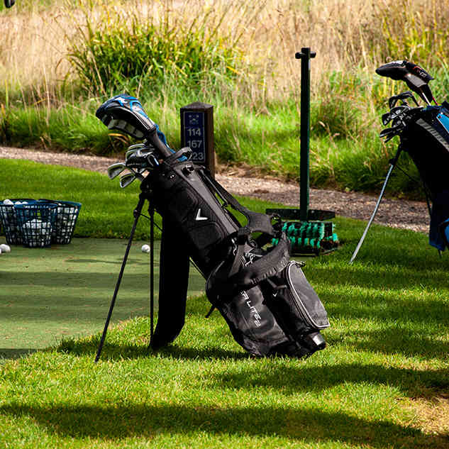 Churchill Retirement Living Charity Golf Event Photography