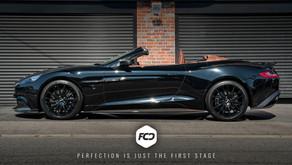 Aston Martin Vanquish Ultimate S - New Car Detail