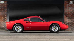 Ferrari 246 GT Dino - XPEL PPF