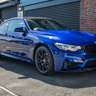 BMW M4 - New Car Prep