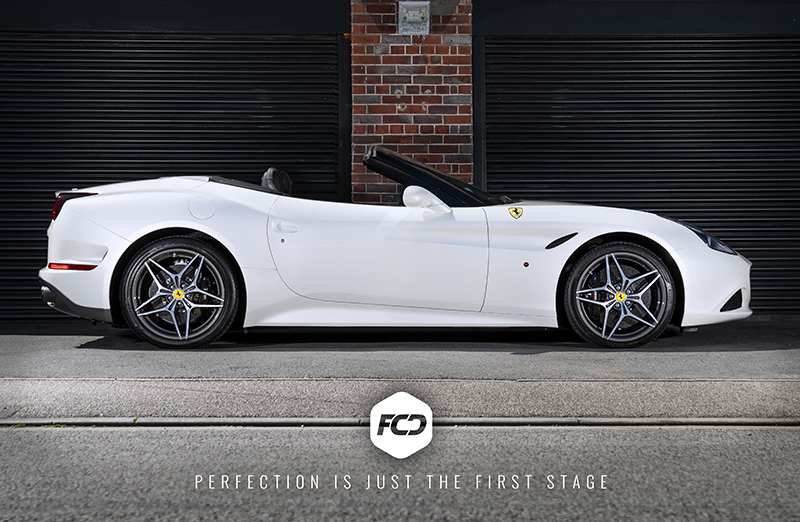 Ferrari California - White (2)