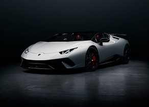 Photos - Lamborghini Huracan Performante Spyder – First Choice Detailing