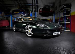 Marketing - Ferrari 550 - Emblem Sports Cars