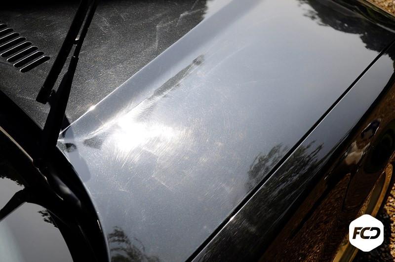 BMW E36 M3  swirls