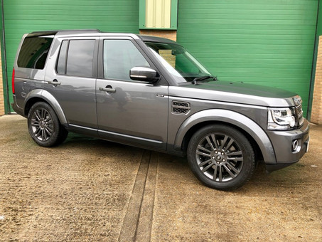 Land Rover Discovery 4 Graphite Edition