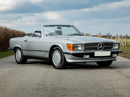 MERCEDES 300SL AUTOMATIC 1987