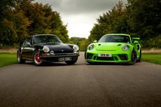 Porsche 2.7 and GT3 RS