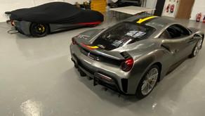 Ferrari 488 Pista - Xpel Paint Protection Film