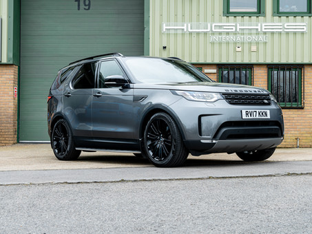 Land Rover Discovery 2017 (17 reg)