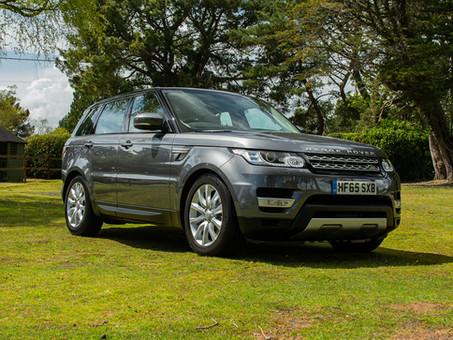 Land Rover Range Rover Sport 2015 (65 reg)