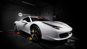 Ferrari 458 Spider - XPEL PPF