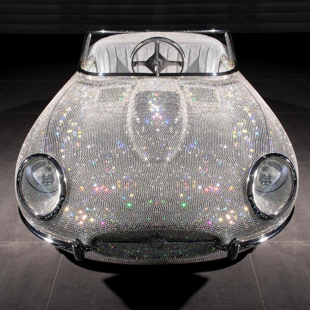 Crystal Jaguar - Half Scale Cars