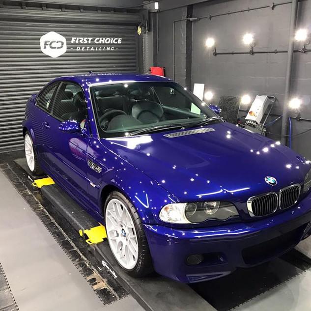 BMW M3 - Enhancment Detail