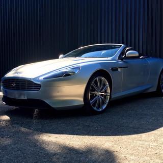 Aston Martin DBS - Maintenance Wash