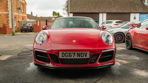 Porsche 911 - XPEL Paint Protection Film