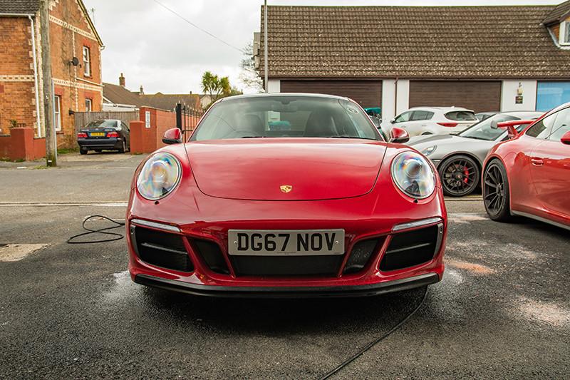 Porsche 911 After Care