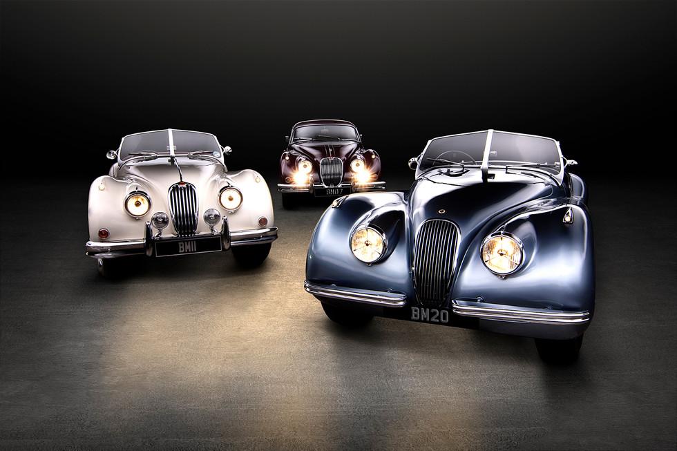Jaguar XK's