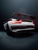 Porsche 911 GT3 RS Weissach Rear Tall.jp