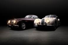 Jaguar XK140 and 150