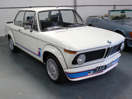 Previously Sold BMW's at The Classic Connection