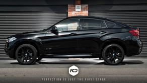 BMW X6 - New Car Detail
