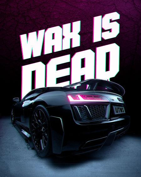 Audi R8 Carbon Works WAXISDEAD