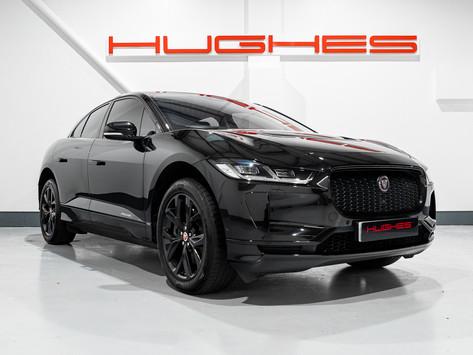 Jaguar I-Pace 2019 (69 reg)