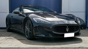Maserati MC Stradle - Enhancement Detail