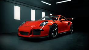 Porsche GT3 RS - XPEL Paint Protection Film