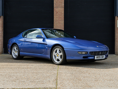 1995 Ferrari 456GT (M)
