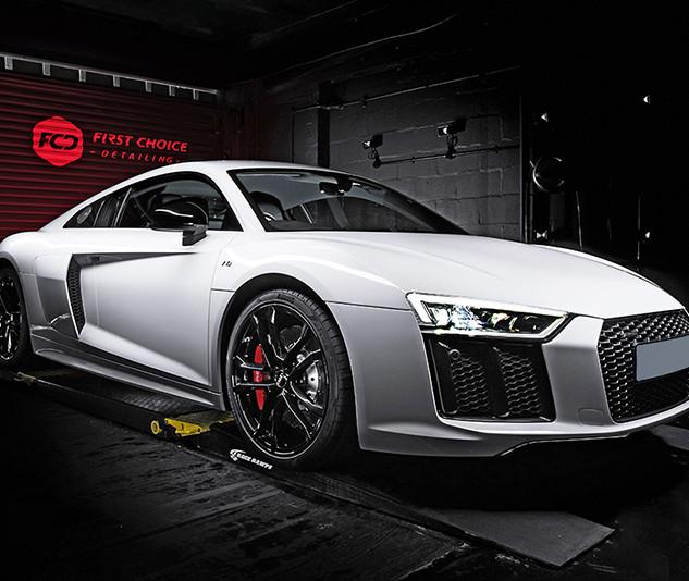 Audi R8 RWS - PPF