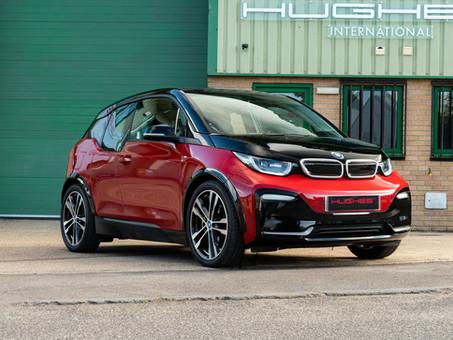 BMW i3 2019 (69 reg)