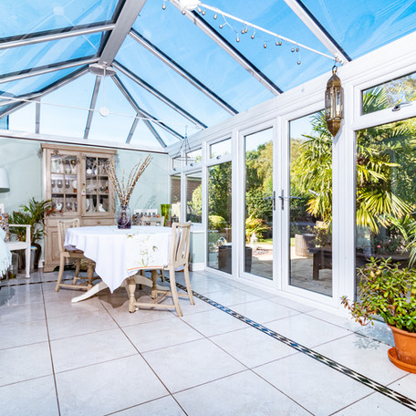 Conservatories and Glass Extensions