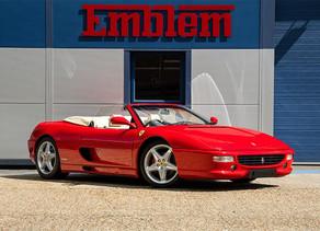 Photo and Video - Emblem Sports Cars - Ferrari 355 Spider