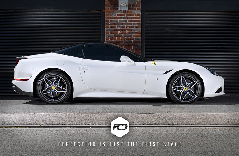 Ferrari California - White (1)