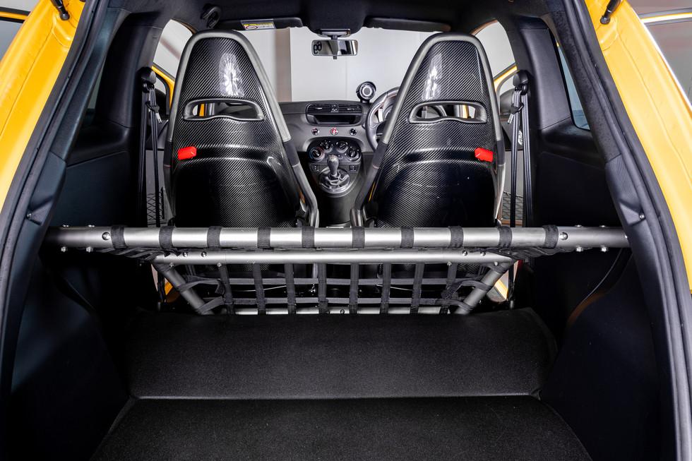 Fiat 500 695 Abarth Biposto