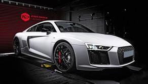 Audi R8 RWS - Xpel Paint Protection Film