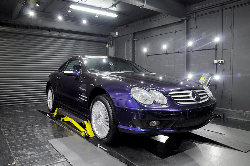 Mercdes Benz Sl55 (1)