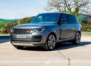 Photos - Range Rover SVA 68 Plate - For Sale